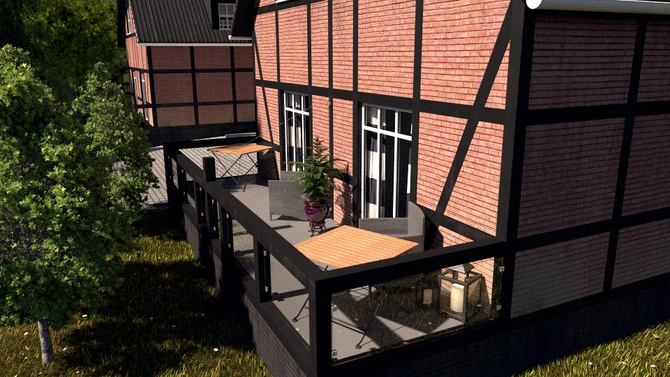 Behnkes3Design | Portfolio | Terrasse in Kutenholz